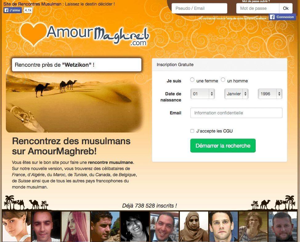 Avis Amour Maghreb : test et revue du site de rencontre
