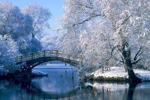 L'hiver, c'est romantique. Une atmosphère parfaite pour les rencontres sérieuses, qui durent!