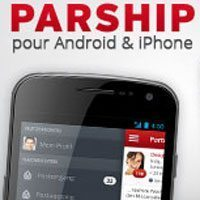 Parship mobile – le site de rencontre sur iPhone et Android