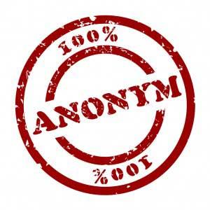 Rester anonyme sur un site de rencontre