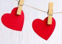 Histoire de la saint-valentin et de la rencontre en ligne