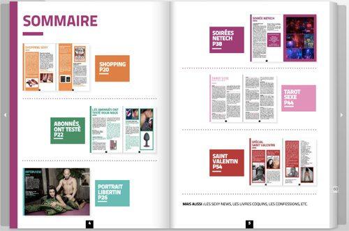 Magazine libertin de netechangismeq