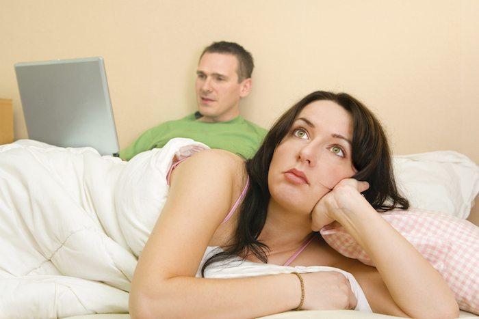 La lassitude, l'ennui, des maux du couple moderne.