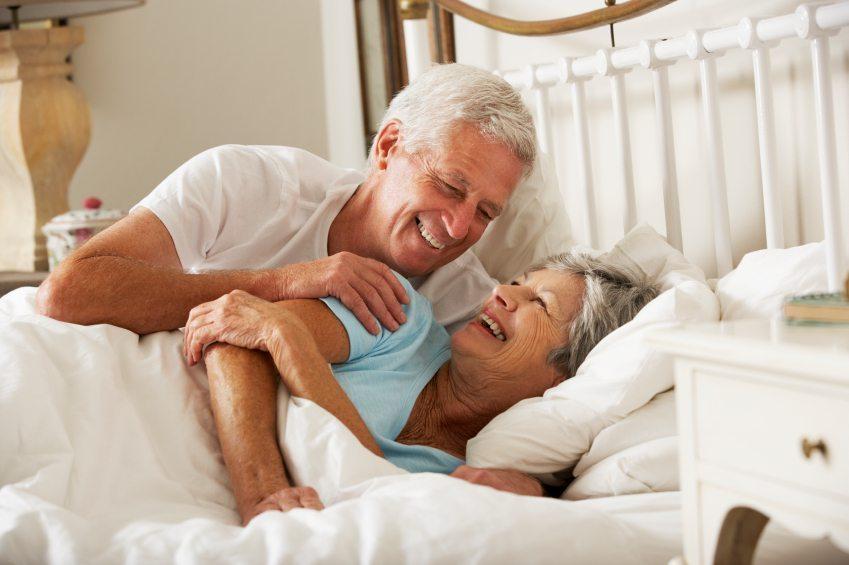 Faire l'amour à 60 ans