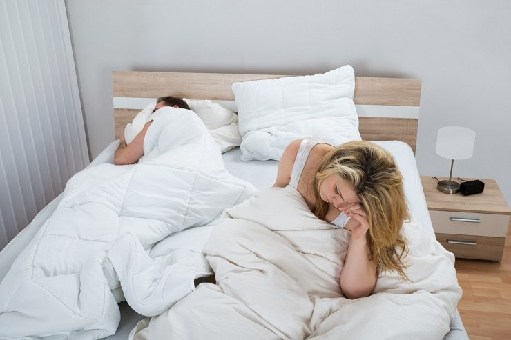 Le manque de libido dans une relation (la panne sexuelle)