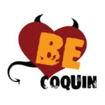 Logo du site BeCoquin